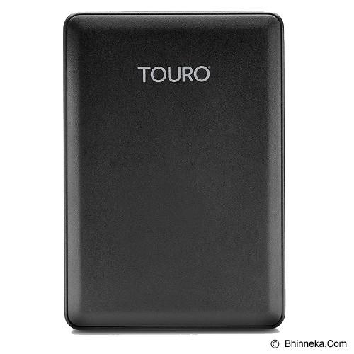 HGST Touro Mobile 1TB [0S03803] - Black - Hard Disk External 2.5 inch
